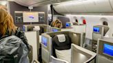 The best seat in a middling cabin: Reviewing British Airways' business class on the 787-9 from Boston