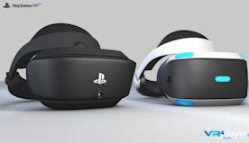 PS5新VR開發中 高畫質一條線連接