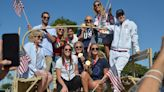 10 Orange County Olympians honored with a Sunday morning parade