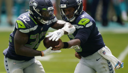 Seahawks officially place Russell Wilson, Chris Carson on injured reserve
