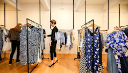 Rent the Runway Rises and Then Falls 9.1% in Trading Debut