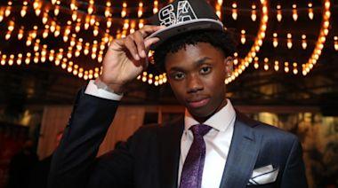 馬刺選擇Joshua Primo其實沒有那麼不堪 - NBA - 籃球 | 運動視界 Sports Vision