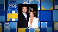 Lopez and Ben Affleck make their unofficial Instagram debut as a couple