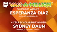 Woman from Cincinnati wins Ohio's final Vax-a-Million drawing
