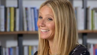 Gwyneth Paltrow says she's proof you can 'meet your dream man' in middle age