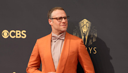 Seth Rogen jokingly complained about COVID protocols at the Emmys. The show quickly responded