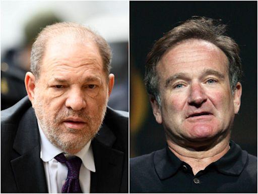 """Harvey Weinstein utilizó """"Good Will Hunting"""" para meterse con la carrera de Robin Williams, afirma nuevo libro"""