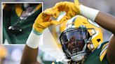NFL Green Bay Packers star Aaron Jones loses father's ashes while scoring TD