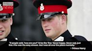 Prince Harry Opens Up About Turning to Drugs and Alcohol to Cope With Princess Diana's Death   THR News