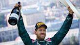 Vettel hopes Aston Martin carries F1 momentum after 'rough start'