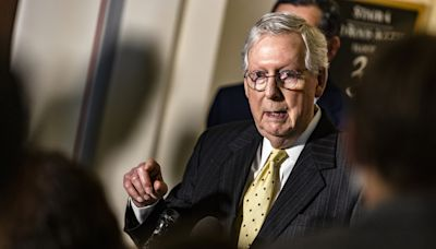 Debt limit standoff intensifies as McConnell says GOP opposes raising it