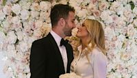 Morgan Stewart and Jordan McGraw Tie the Knot in Private Wedding Ceremony — See the Photos