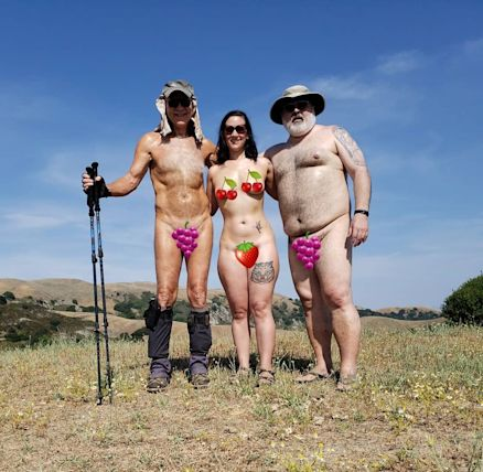 What Do Nudists Wear to a Costume Party? - Castro Valley
