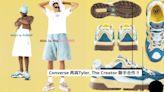 花了兩年時間,Converse 和Tyler, The Creator 終於推出全新Gianno 配色系列鞋款!