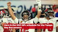 Tampa Bay Buccaneers 2021 NFL schedule