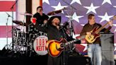 Impeachment with a Toby Keith chaser. What, exactly, is the National Medal of Arts?