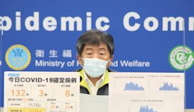 陳時中:台灣廠疫苗啟動EUA  有國家很關心