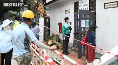 赤柱郵局捱撞後無倒塌危險 香港郵政:調查後按機制追討賠償 | 政事