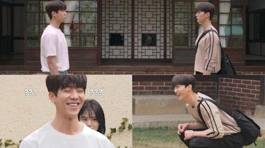 【有片】《無法抗拒的他》花絮:三人終於正式見面,宋江&蔡鍾協只要一對視就笑場 XD