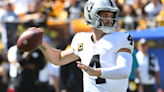 Steelers vs. Raiders score, takeaways: Derek Carr, Las Vegas light up Pittsburgh to move to 2-0 to start 2021