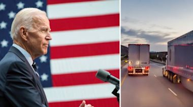 Biden Signs Executive Order To Strengthen COVID Supply Chains