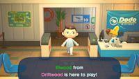 Elijah Wood visits stranger's island in Animal Crossing: New Horizons