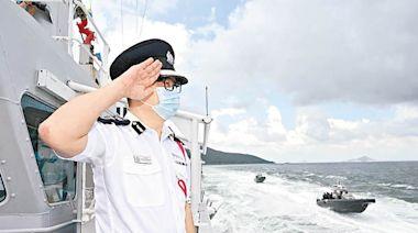 8艘多重任務截擊艇 航速每小時逾百公里 水警11艘新船保境安民 鄧炳強主持啟用儀式 - 東方日報
