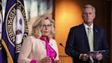 """Liz Cheney on McCarthy embracing Trump: """"I would be deeply ashamed of myself"""""""