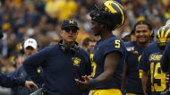 What's wrong with Jim Harbaugh's QB room at Michigan? | Yahoo Sports College Podcast
