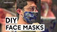 Coronavirus: How to make homemade face masks to fulfill shortage during COVID-19 pandemic