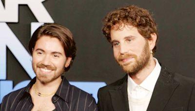 Ben Platt Makes Red Carpet Debut With Boyfriend at 'Dear Evan Hansen' Premiere