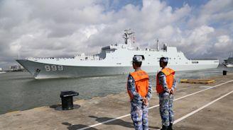 China, U.S. military clash over Djibouti airspace