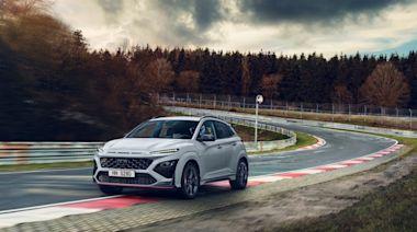 280匹性能跨界休旅,Hyundai Kona N正式亮相 | 汽車鑑賞 | NOWnews今日新聞