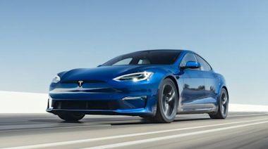 Tesla 最速量產車 0-96km/h 加速僅 1.99 秒,外媒:只是噱頭! - 自由電子報汽車頻道