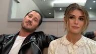 Olivia Jade Compares Val Chmerkovskiy Rumors To Mom Lori Loughlin With John Stamos: 'It's An Act'