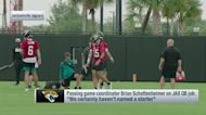 Schottenheimer on Jags' QB situation: 'We certainly haven't named a starter'