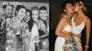 王曼喜29歲生日獲全家開P賀壽 王麗嘉小背心的搶「峰」頭 | 娛圈事