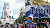 Photos show crowds returning to Disney parks around the world, from Paris to California