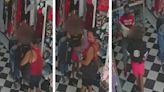 VIDEO: Mujer usa a niña para robar tienda de ropa en Tampico