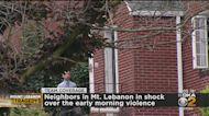 Neighbors In Mt. Lebanon Shaken Up After Overnight Shooting
