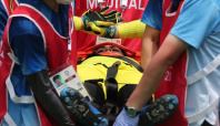 Olympics-Cycling-Tearful Aussie Sakakibara apologises to family after crash