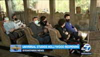 What to expect when Universal Studios Hollywood reopens Friday