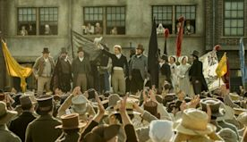 'Peterloo' DP Dick Pope on the Making of a Massacre