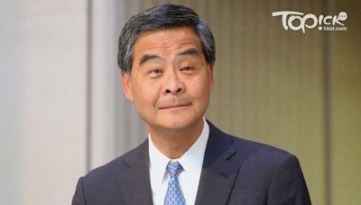 【兩地通關】梁振英:滿足對方的入境要求是常識 如果不喜歡可以不去內地 - 香港經濟日報 - TOPick - 新聞 - 政治