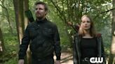 A reunited Oliver and Thea fight ninjas in Arrow sneak peek