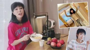 分享21日酒店隔離環保Tips 米雪拍片教整紅棗玫瑰水果茶