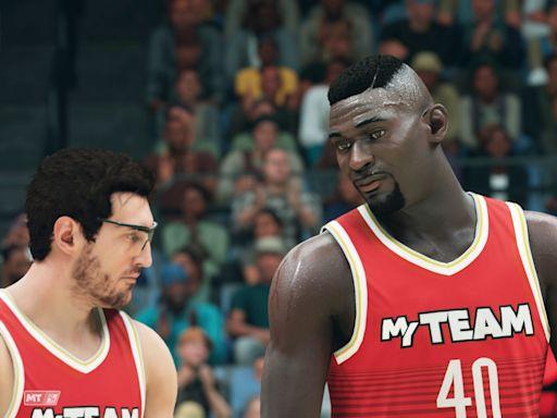 PS5《NBA 2K22》「我的職業隊伍」My Team 入門攻略