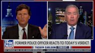 Tucker Carlson rudely cuts off guest who criticizes Derek Chauvin: 'Nope. Done.'