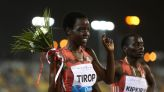 Athletics-Police plead with husband of dead Tirop to come forward