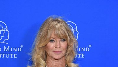 Goldie Hawn Became 'Very Depressed' When Her Career Took Off at Age 21